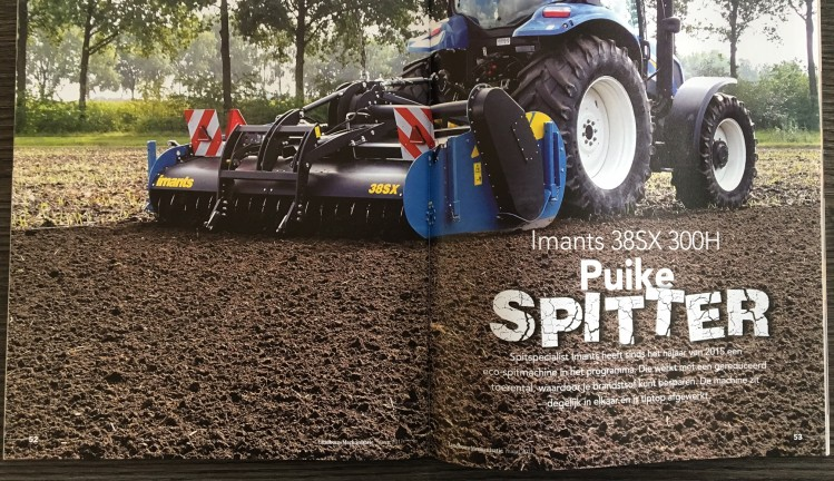 38SX Series Sand - Loam - Clay