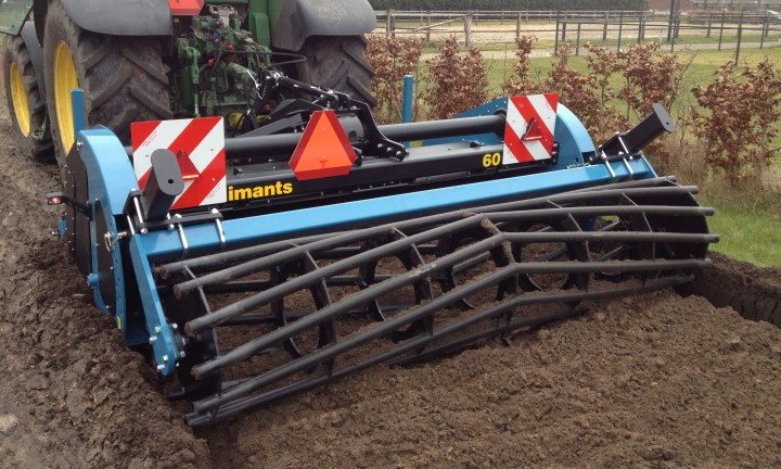 spading, deepspader, deepspading, imants, incorporation, working the soil,