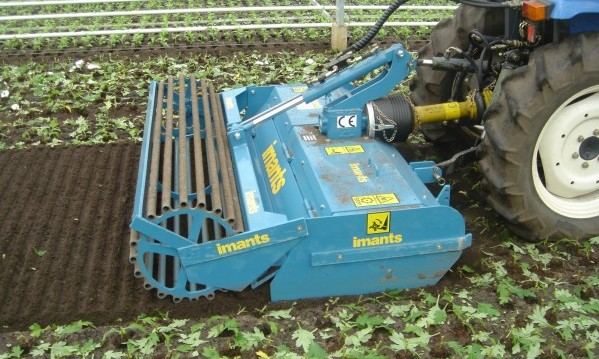 Imants rotovator Serie L and OTL    <35HP