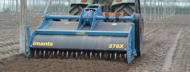 27SX Series sand - sandy loam