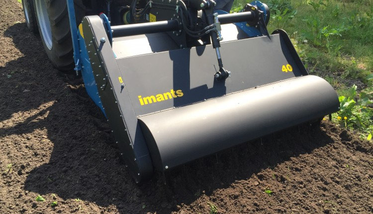 Spader, 40SX, Imants, spading, Spading machine, working the soil,